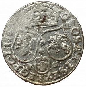 John II Casimir, 6 groschen 1662(?), Posen - M D L