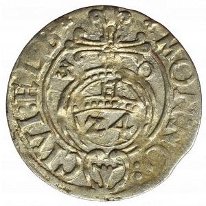 Szwedzka okupacja Elbląga, Gustaw Adolf, Półtorak 1630
