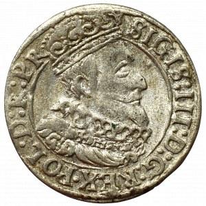 Zygmunt III Waza, Grosz 1627, Gdańsk