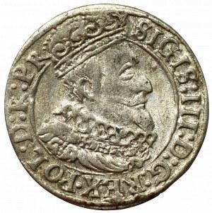 Sigismund III, Groschen 1627, Danzig