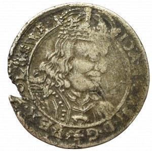 John II Casimir, 6 groschen 1661, Lviv