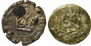 Vladislaus II, Lot of halfgroats
