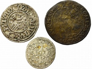 Bohemia and Germany, Lot of coins