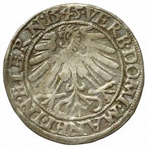 Schlesien, Duchy of Brieg-Leignitz-Wholau, Groschen 1545