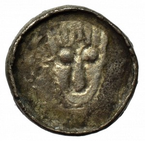 Wladislaus I, Cross denarius, Breslau
