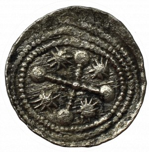 Boleslaus III, Denarius Fight with a dragon
