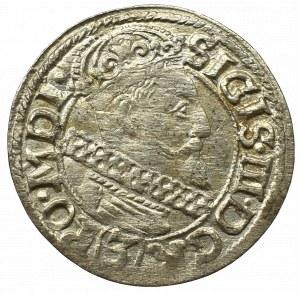 Zygmunt III Waza, Trzykrucierzówka 1617, Kraków
