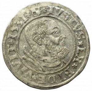 Prusy Książęce, Albrecht Hohenzollern, Grosz 1531, Królewiec