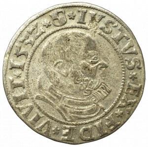 Germany, Preussen, Albrecht Hohenzollern, Groschen 1532, Konigsberg