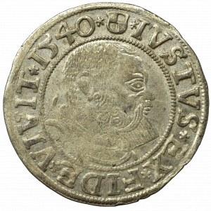 Germany, Preussen, Albrecht Hohenzollern, Groschen 1540, Konigsberg