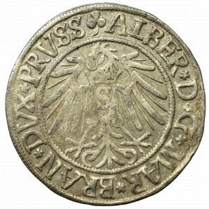 Germany, Preussen, Albrecht Hohenzollern, Groschen 1541, Konigsberg