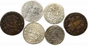 Polska Królewska, Zestaw monet