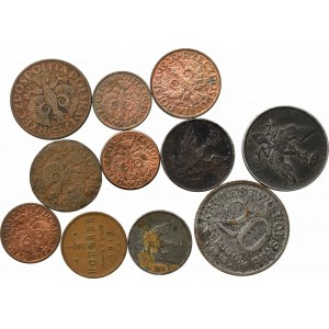 Polska i Rosja, Zestaw monet
