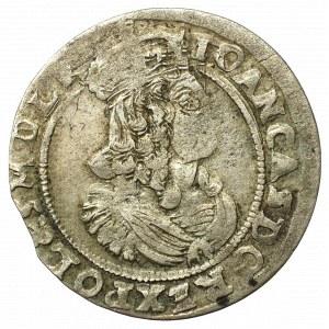 John II Casimir, 6 groschen 1666, Bromberg