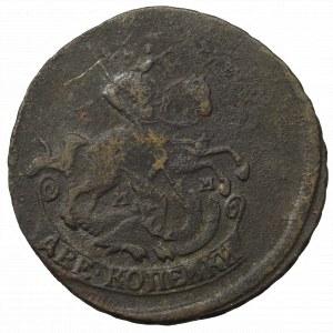 Russia, Catherine II, 2 kopecks 1766