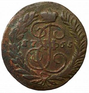 Russia, Catherine II, 2 kopecks 1765