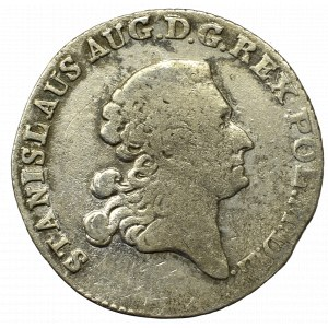 Stanislaus Augustus, 4 groschen 1766