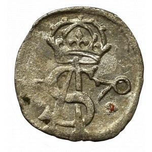 Sigismund II Augustus, 2 denarii 1570, Vilnius