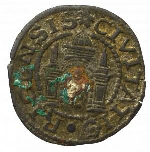 Free city of Riga, Schilling 1571