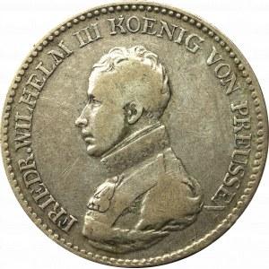 Germany, Preussen, Thaler 1818