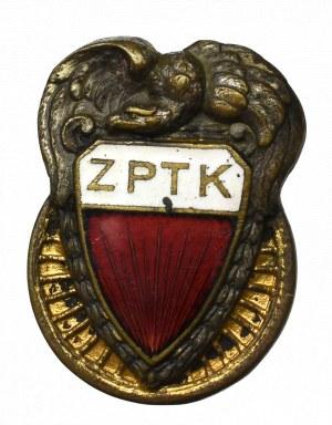 II RP, Odznaka Związek Polskich Towarzystw Kolarskich, Reising
