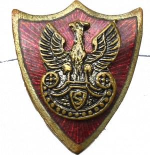II RP, Miniatura odznaki Związek Strzelecki