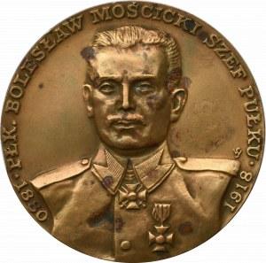 PRL, Medal 1 Pułk Ułanów Krechowieckich PTN Augustów