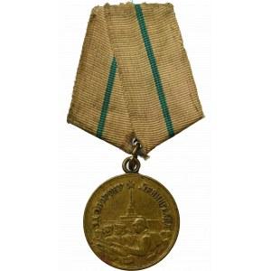 ZSRR, Medal Za obronę Leningradu