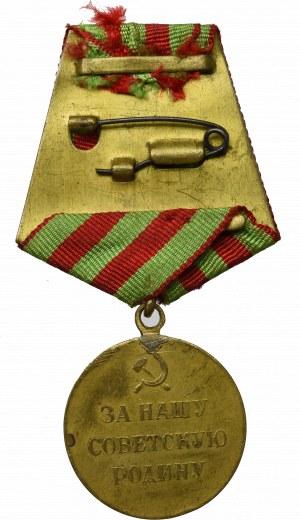 ZSRR, Medal Za obronę Moskwy