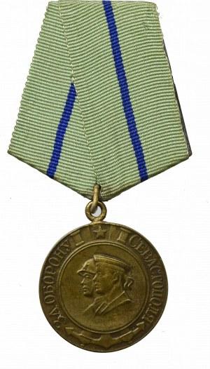 ZSRR, Medal Za obronę Sewastopola