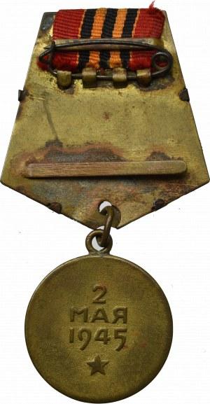 ZSRR, Medal Za zdobycie Berlina