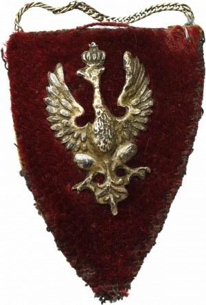 Polska, Tarcza z orłem