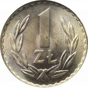 PRL, 1 złoty 1949