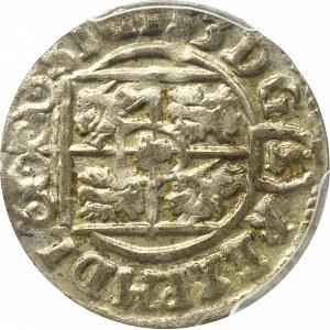 Sigismund III, 1,5 groschen 1623, Bromberg - PCGS MS62