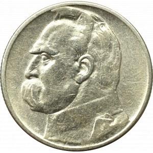 II Republic of Poland, 2 zloty 1934 Pilsudski