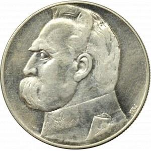 II Rzeczpospolita, 10 złotych 1934 Orzeł strzelecki