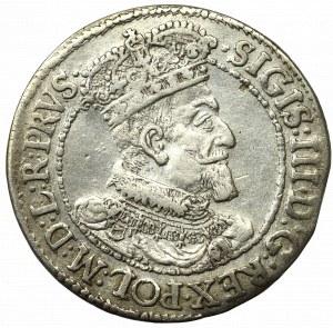 Zygmunt III Waza, Ort 1617, Gdańsk - PRVS •