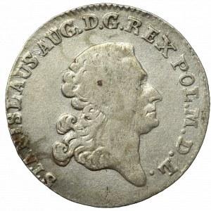 Stanislaus Augustus, 4 groschen 1767
