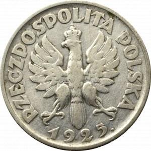 II Republic of Poland, 2 zloty 1925, London