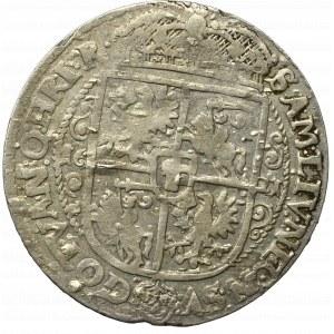 Sigismund III, 18 groschen 1621 PRVS M, Bromberg