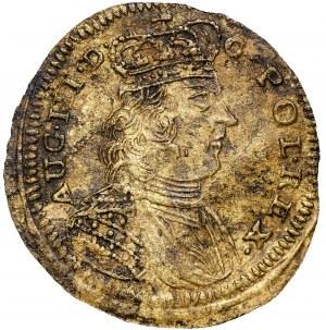 Saxony, Jeton Friedrich August II and Marie Josepha
