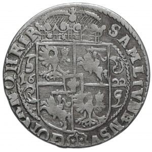 Zygmunt III Waza, Ort 1622, Bydgoszcz - PRVS M ciekawsza obręcz korona