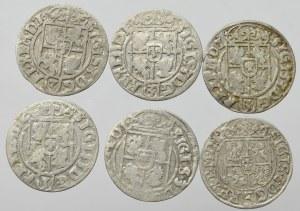 Zygmunt III Waza, Zestaw półtoraków 1622-27