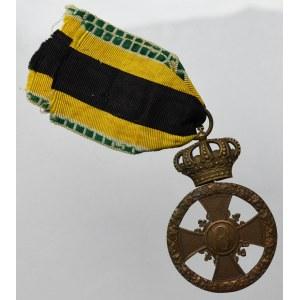 Niemcy, Sakosnia-Meiningen, Medal za zasługi w wojnie 1914/15