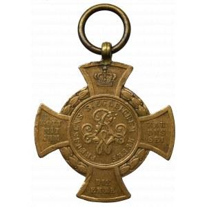 Niemcy, Prusy, Krzyż bitwy pod Sadową