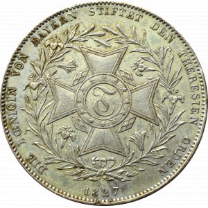 Niemcy, Bawaria, Ludwik I, Talar 1827
