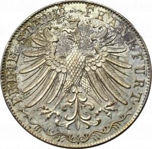 Germany, Frankfurt, Taler 1849