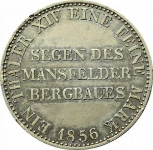 Germany, Prussen , Taler 1856