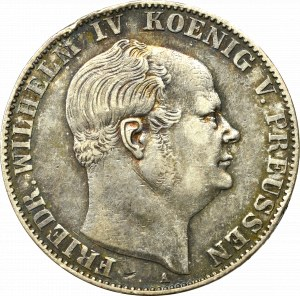 Germany, Preussen, Thaler 1860