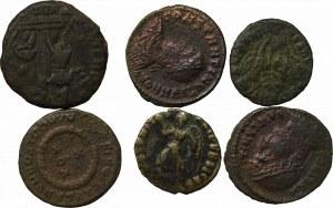 Roman Empire, Lot of ae